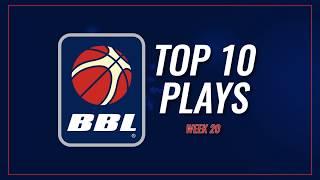BBL Top 10 Plays 2018-19 - Week 20