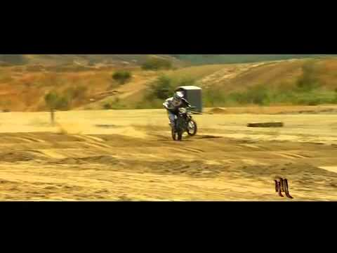Carey Hart at Pala Motocross Track - YouTube