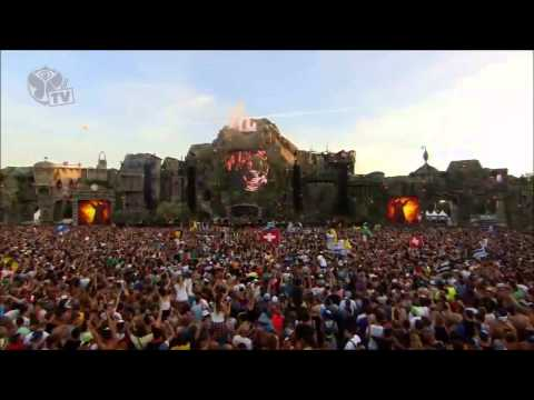 Baixar David Guetta ft Nicky Romero  Afrojack   Locked Out Of Heaven Bruno Mars @ Tomorrowland 2013