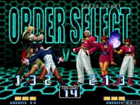 تحميل لعبة the king of fighters 2002 للكمبيوتر
