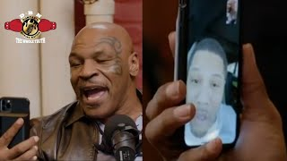GERVONTA DAVIS & MIKE TYSON REACTS TO RYAN GARCIA'S PULLING OUT & CALLING OUT STATEMENTS