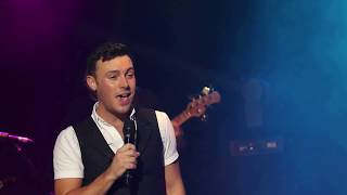 Nathan Carter - Irish Rover, Wagon Wheel, Shut Up and Dance Finale - Live - Kings Lynn 2017