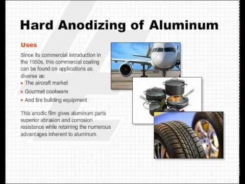 Hard Anodizing of Aluminum
