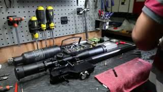 FX Crown  25 DIY #maintenance and service - Airguns of Sweden