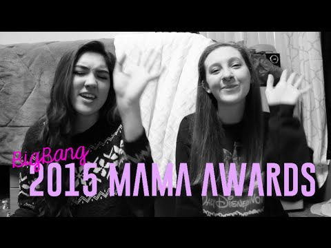 BIGBANG MAMA 2015 | Performance Reaction