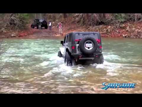 Hollywood Hamilton's Sansone 2016 Jeep Wrangler Rubicon