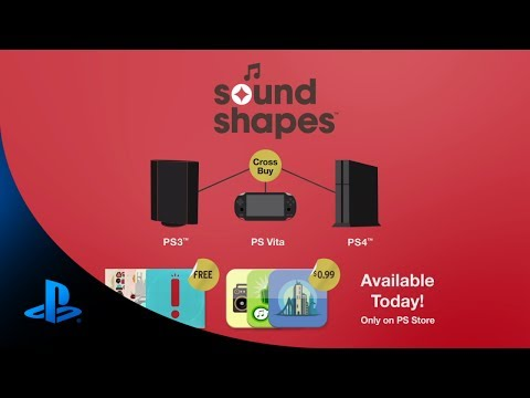 Sound Shapes™ Trailer