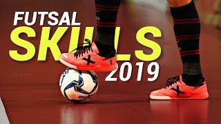 Most Humiliating Skills & Goals 2019 ● Futsal #6