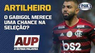 O GABIGOL MERECE UMA CHANCE NA SELEÇÃO ? Veja os números do artilheiro do Flamengo