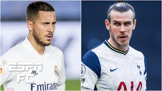 Who is hated more in Madrid: Eden Hazard or Gareth Bale?   ESPN FC Extra Time