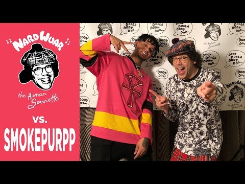 Nardwuar vs. Smokepurpp