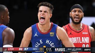 Denver Nuggets vs Portland Trail Blazers Full GAME 1 Highlights | 2021 NBA Playoffs