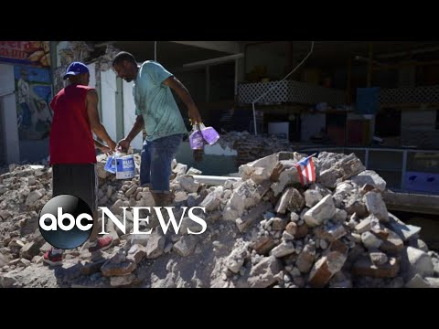Puerto Rico calls state of emergency after pre-dawn earthquake