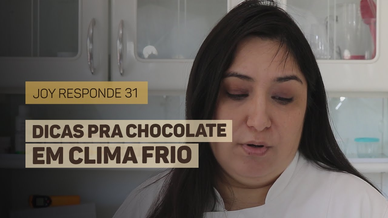 Cozinha de Produção, Brigadeiro na Derretedeira e Chocolate no Frio | Joy Responde #31