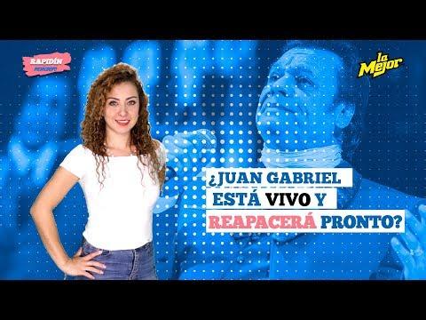 ¿Juan Gabriel está vivo y reaparecerá pronto?