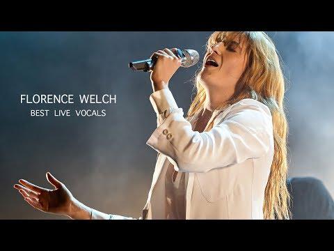 Florence Welch's Best Live Vocals