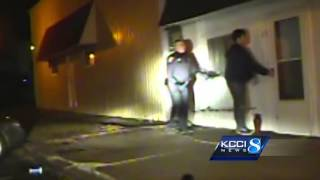 Caught on video: Man had super human strength during arrest