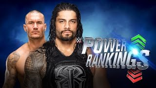 Roman Reigns poised for rebound in WWE Power Rankings: Aug. 27, 2016