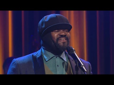 Smile - Gregory Porter and the RTÉ Concert Orchestra   The Late Late Show   RTÉ One