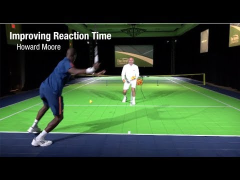 Best 5 Reaction Drills for Advanced Tennis Athletes - Howard Moore