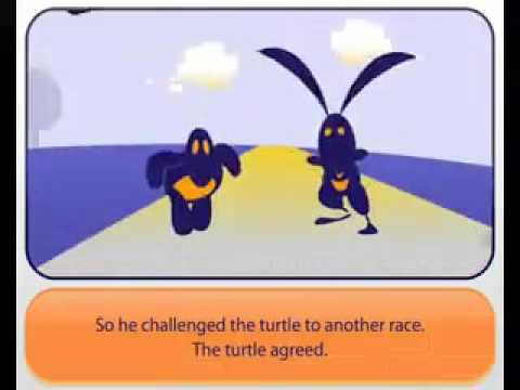 The Turtle and Rabbit Story as You've Never Heard before