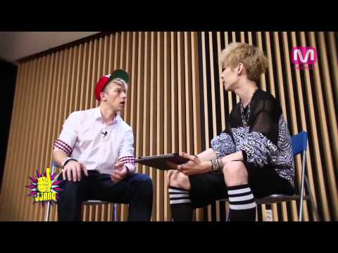 Henry Lau on JJANG ep. 45 (cut)