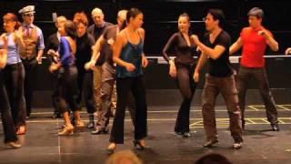 In Rehearsal: Sutton Foster Sings
