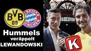 Coutinho oder Hummels - Der Transfer-Check beim Sportbild-Award