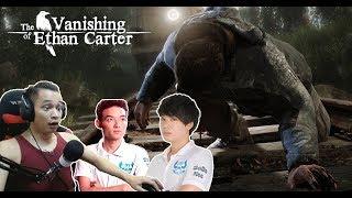 The Vanishing of Ethan Carter | Game kinh dị siêu hack não cùng bình luận viên Tik và Ốc vô địch