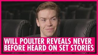 Will Poulter On His Iconic Acting Roles