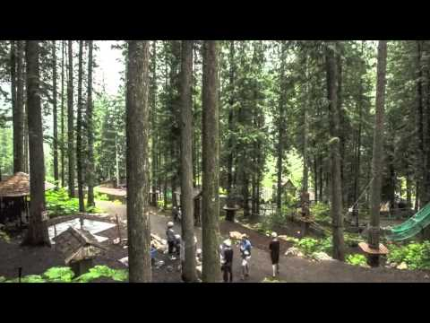 A little time-lapse at SkyTrek Adventure Park, Revelstoke, BC