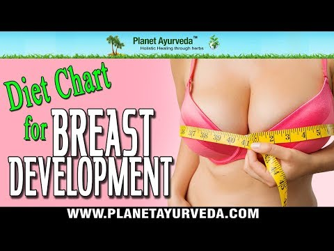 How to Increase Breast Size Naturally - Diet for Breast Development