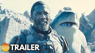 THE SUICIDE SQUAD (2021) Trailer | DCU Superhero Action Adventure Movie