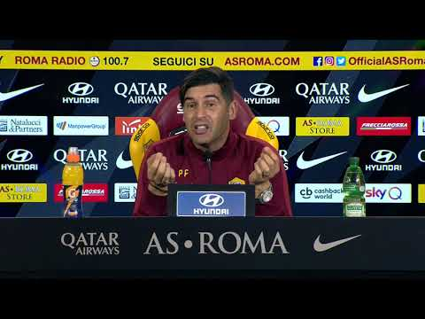 VIDEO - Genoa-Roma, Fonseca: