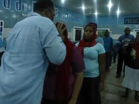 pastor JESUS CARDOZO EN CORO,VENEZUELA IGLESIA LUZ DEL MUNDO