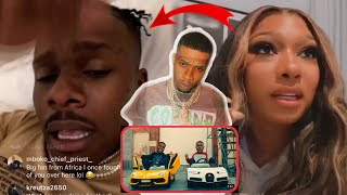 DaBaby & Megan Thee Stallion Gets Into A Heated Exchange After He Made A Song With Tory Lanez!?