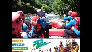 Descente en rafting au pays basque