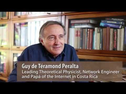 A History of Networking in Costa Rica