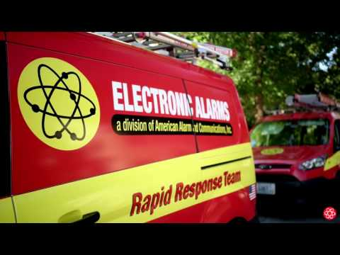 Security Comes First - The Electronic Alarms Difference