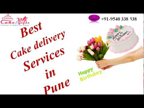 Get Best Online Cake delivery Services in Pune