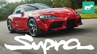 Toyota Supra 2020 preview – engine, interior and more