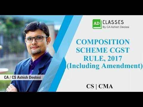 video INDIRECT TAXATION By CA ASHISH DEOLASI CMA INTER Full Courses