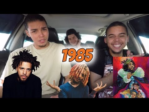 J. Cole - 1985 (Lil Pump DISS?) REACTION REVIEW