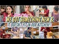#DIML VLOG|We got a New Kitchen item but it doesn't Fit!?|Trying to Change my Sleep & Diet Schedule|