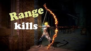 Dark Souls PvP - Top Ten Ranged Kills (Week 8)