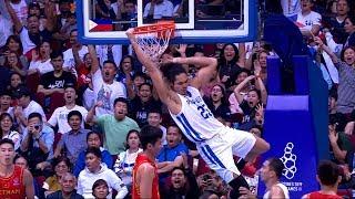 Highlights: Philippines vs Vietnam   5X5 Basketball M Prelim Round   2019 SEA Games