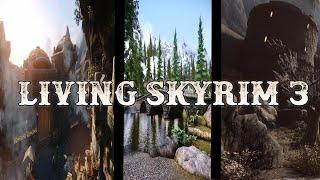 Skyrim: Special Edition - Wabbajack Modlist Showcase: Living Skyrim 3