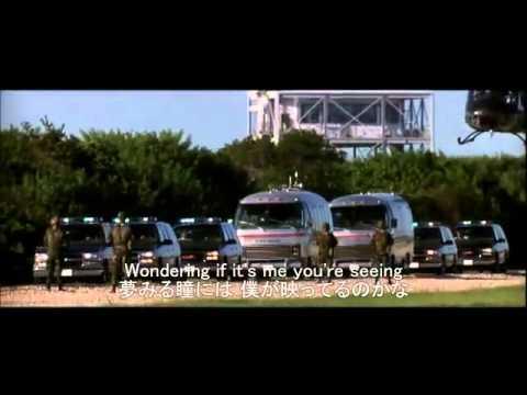 I Don't Want To Miss A Thing  Aerosmith アルマゲドン 【日本語字幕】.flv