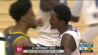 Golden State Warriors vs Los Angeles Clippers | November 12, 2018