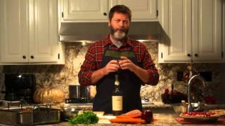 Nick Offerman's 'Family Recipe'